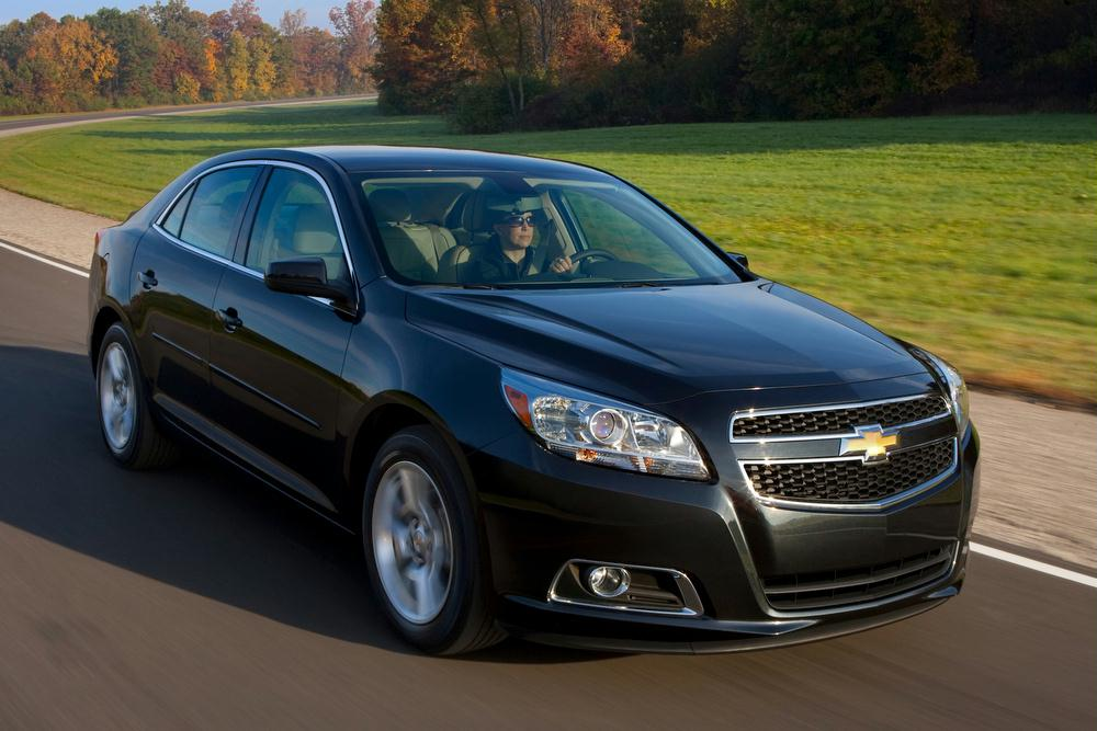 New For 2013 Chevrolet Cars J D Power