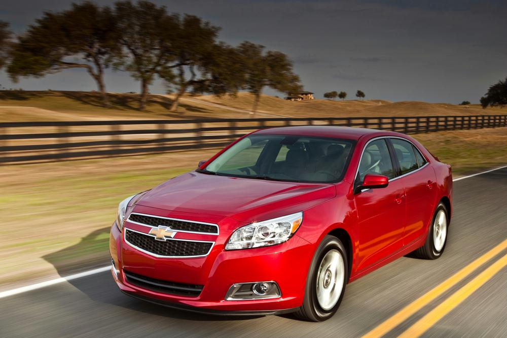 2017 Chevrolet Cars Model Overview