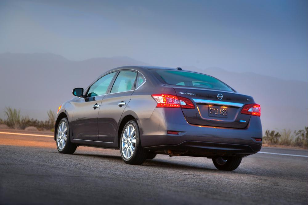 2013 Nissan Sentra Preview | NADAguides