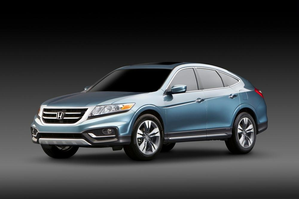 Introduction The Honda Crosstour