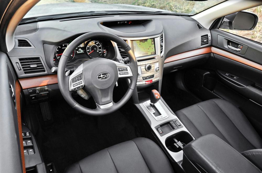 Interior Features. Subaru Will Sell The 2013 Outback ...