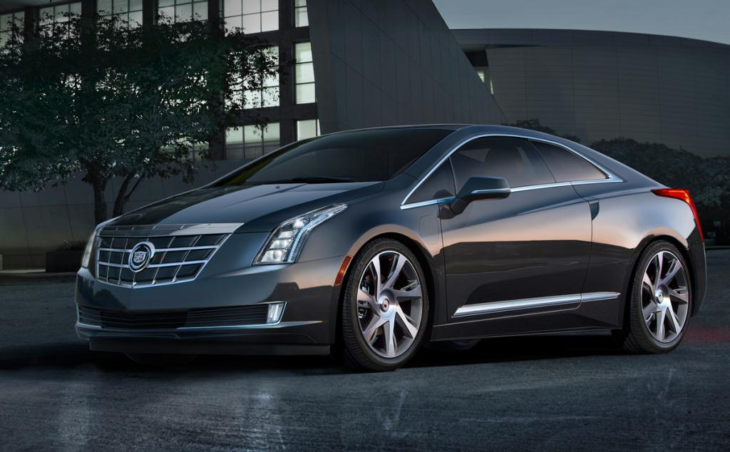 New for 2014: Cadillac | J D  Power