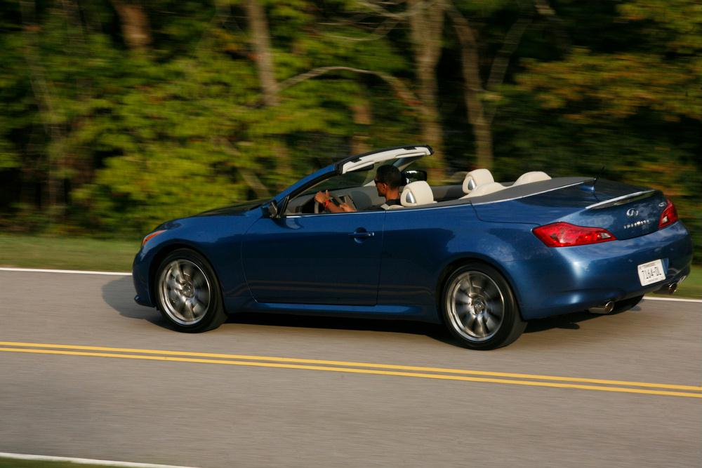 2013 Infiniti G37 Convertible Preview Nadaguides