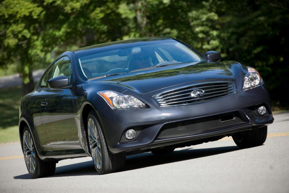 2013 Infiniti G37 Coupe Preview Nadaguides