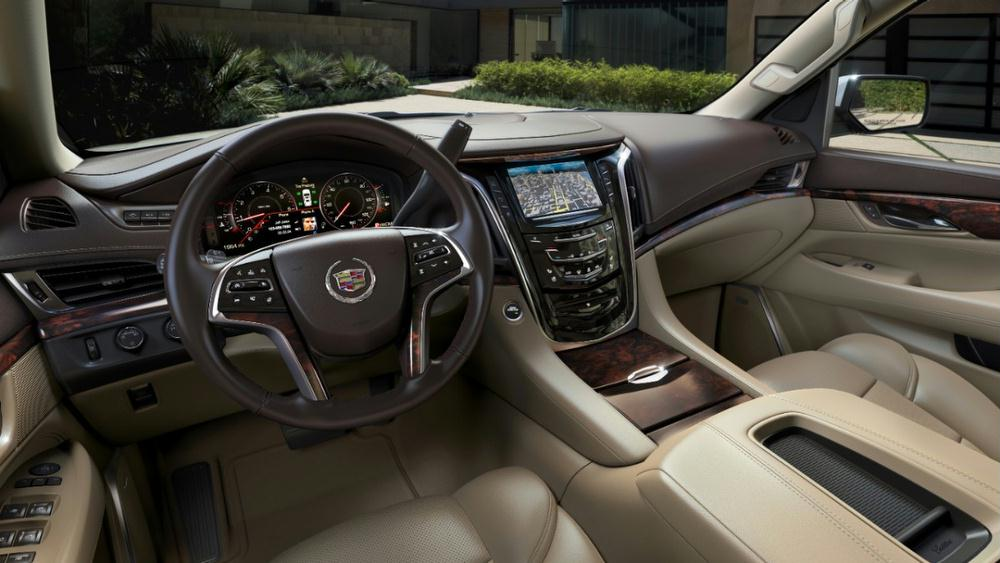 2015 Cadillac Escalade And Escalade Esv Preview Nadaguides