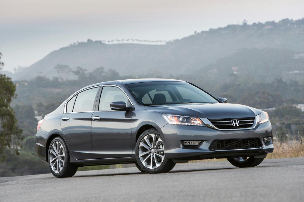 Introduction. The Redesigned 2013 Honda Accord ...