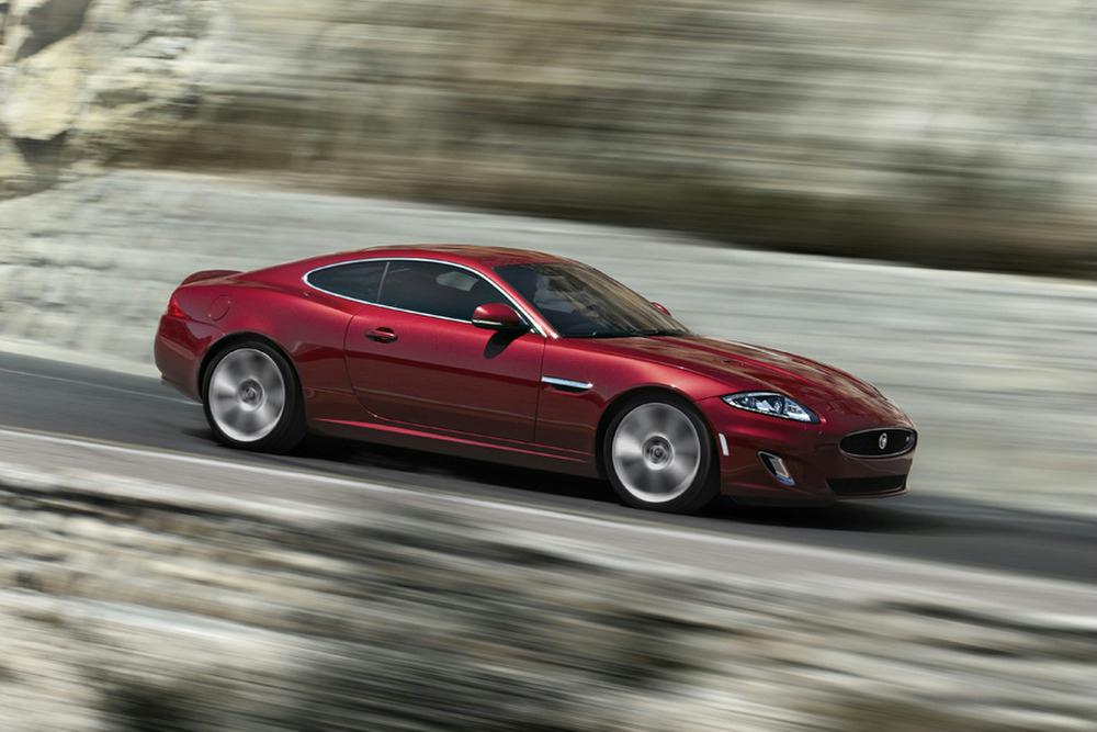Exterior Features. Twelve Exterior Colors Are Available On The 2013 Jaguar  XK ...