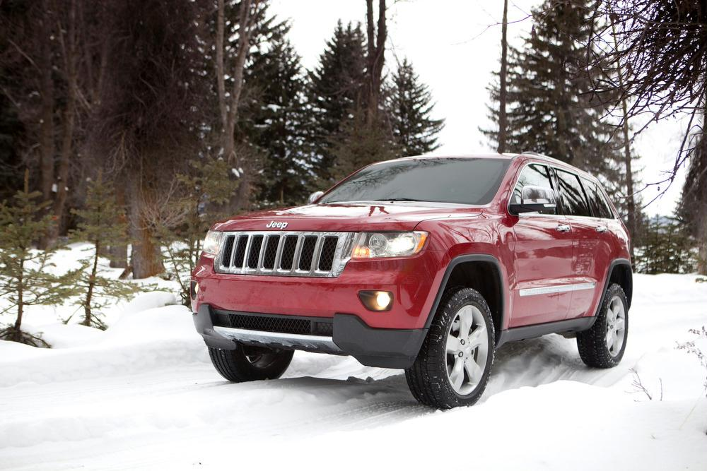 2013 Jeep Grand Cherokee Preview J D Power