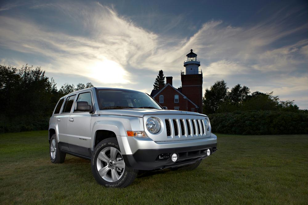 Introduction. The 2013 Jeep Patriot ...