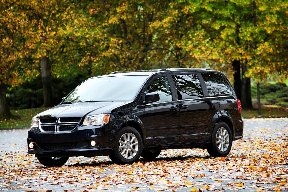 2013 Dodge Grand Caravan Preview Nadaguides