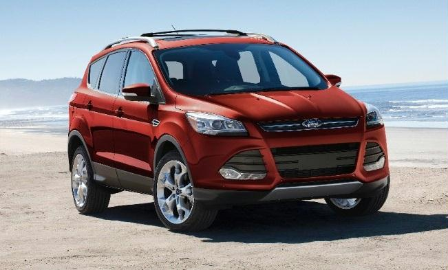 The Ford Escape Ties With Chevrolet Equinox As Top Ranked Compact Suv In This Year S Initial Quality Study Gmc Terrain Slotting