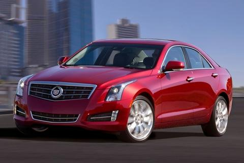 new for 2013 cadillac j d power