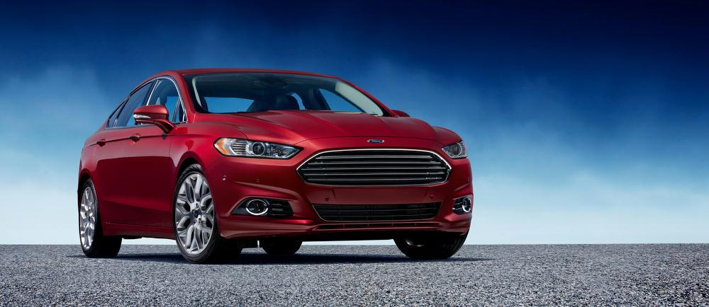 New Ford Cars >> New For 2013 Ford Cars J D Power