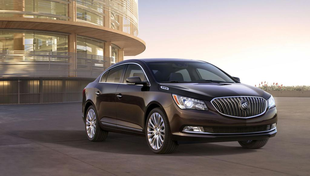 New for 2014: Buick | J.D. Power