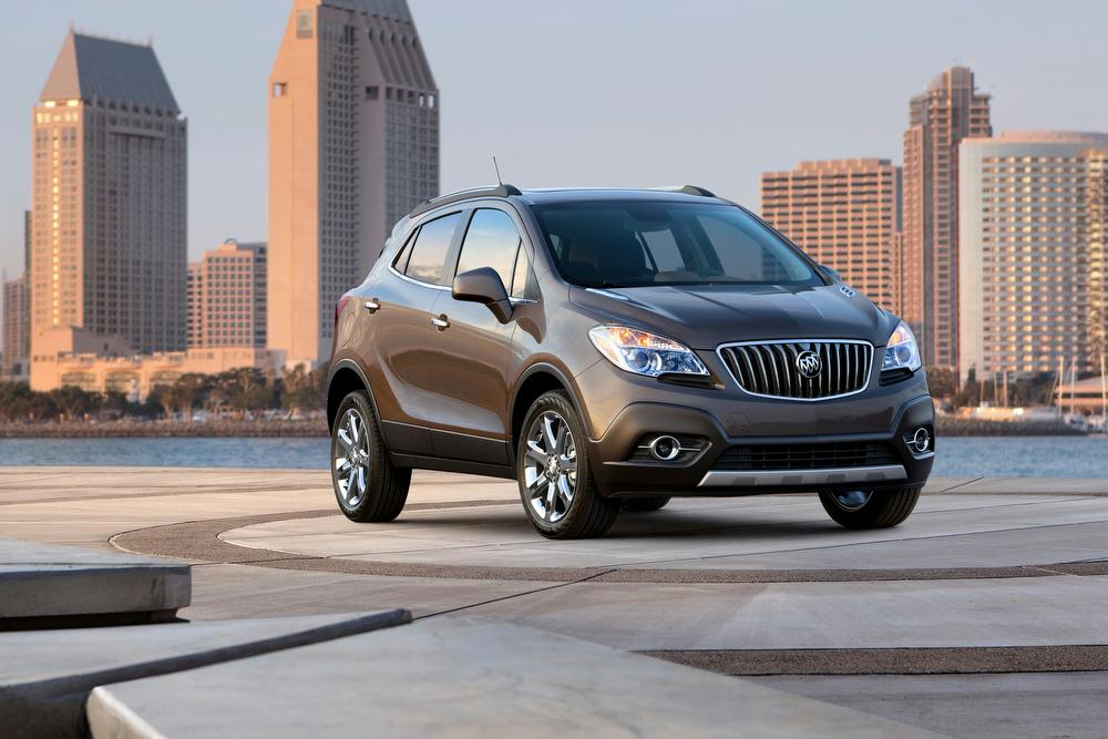 New for 2013: Buick | J.D. Power