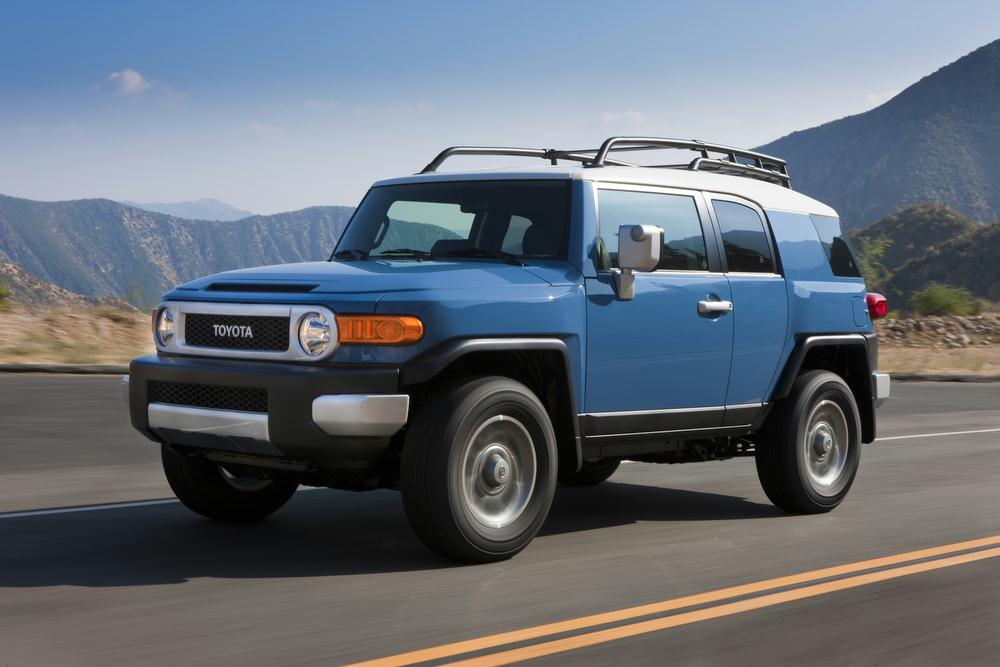 all toyota truck models