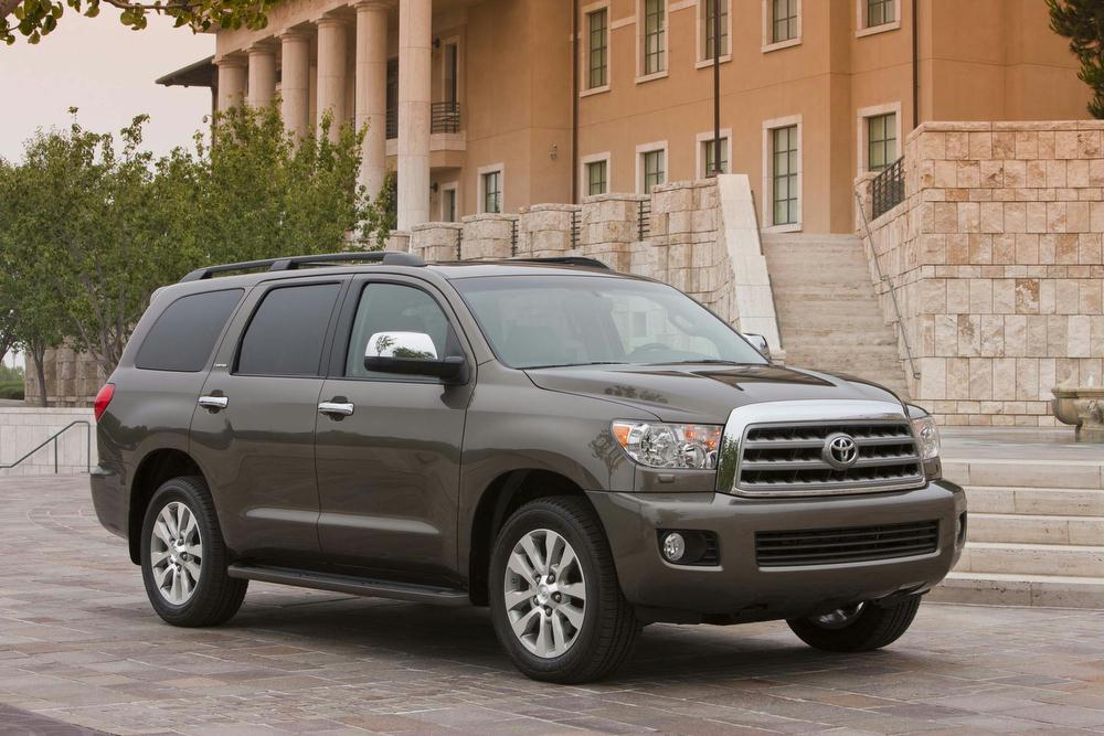 Toyota Suv Names >> New For 2014 Toyota Trucks Suvs And Vans Toyota Suv