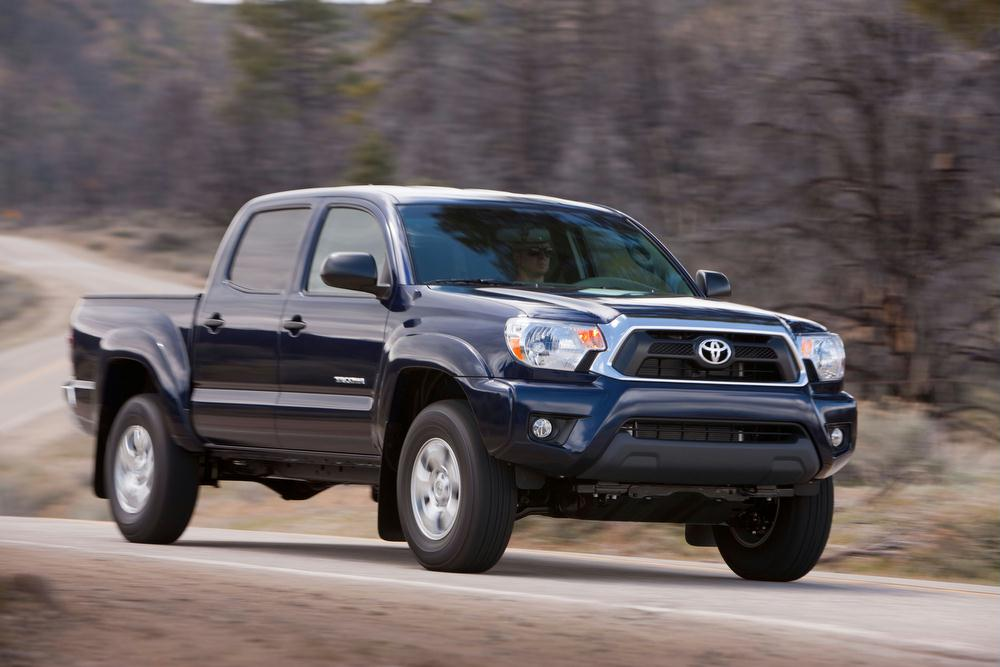 New for 2014: Toyota Trucks, SUVs and Vans | Toyota SUV