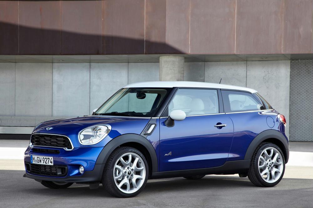 2014 Mini Paceman Preview Nadaguides