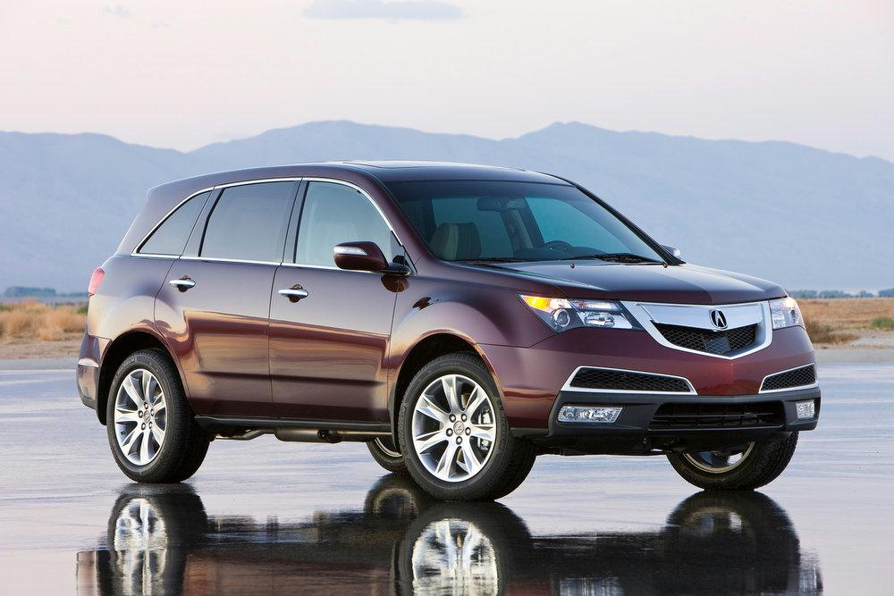 2013 acura mdx preview nadaguides