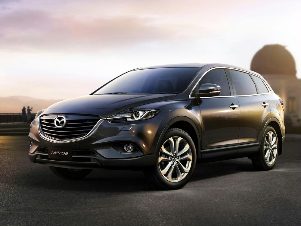 Introduction. The Mazda CX 9 ...