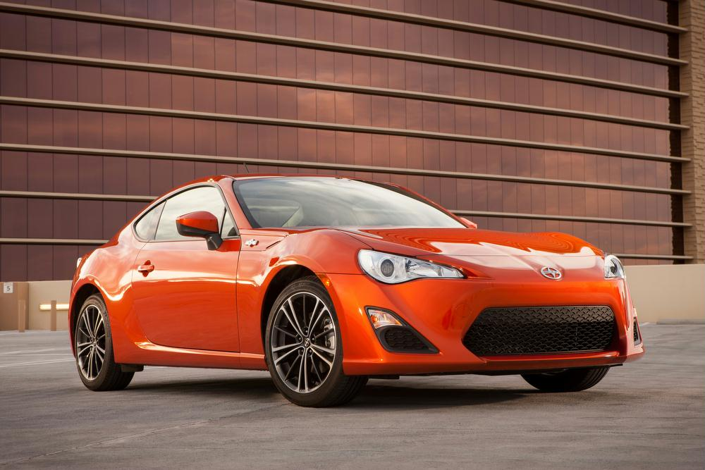 Marvelous 2013 Scion Model Overview