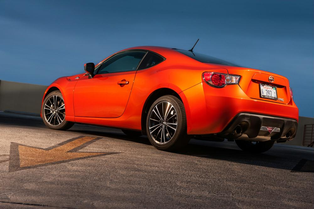 New for 2013: Scion   J.D. Power