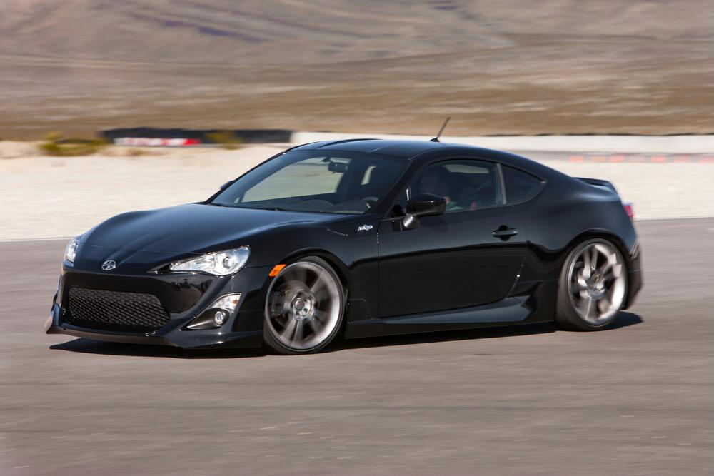 Superior 10. Scion FR S