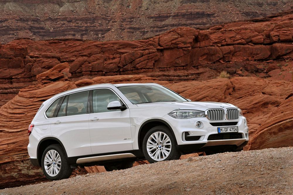 Introduction The 2014 BMW X5