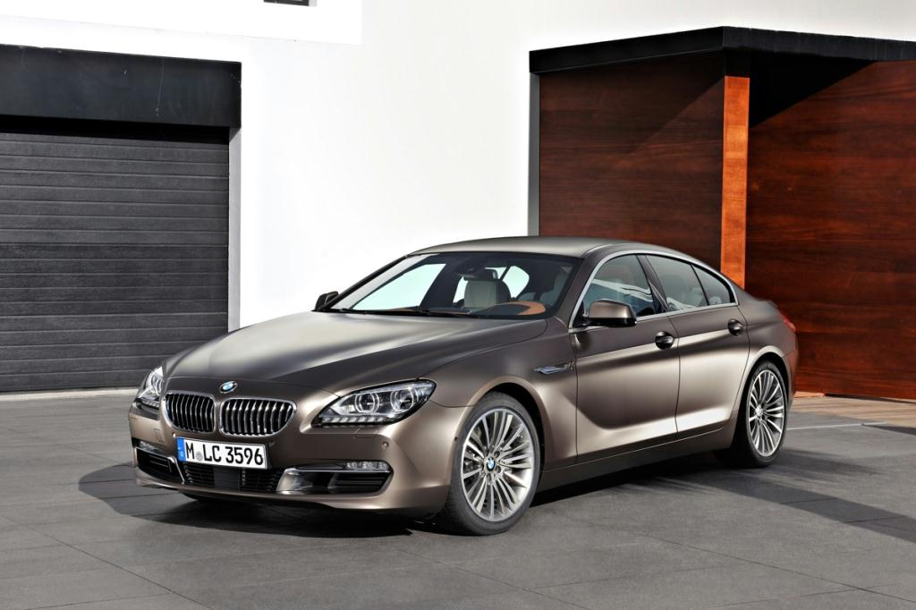 2013 Bmw 6 Series Gran Coupe Preview Nadaguides