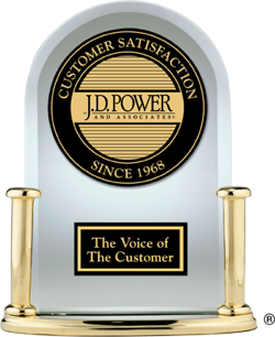 J.D. Power Award Winner