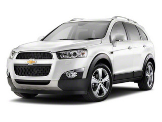 Chevy Suv Models >> Used 2012 Chevrolet Suv Values Nadaguides