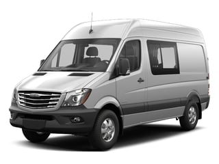 2017 Freightliner Light Duty Sprinter Crew Van