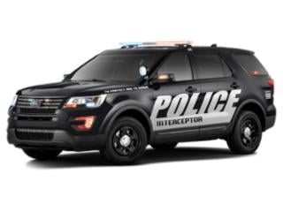 2018 Ford Police Interceptor Utility