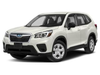 Subaru Forester History