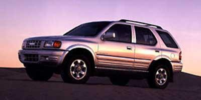 1999 Isuzu Rodeo