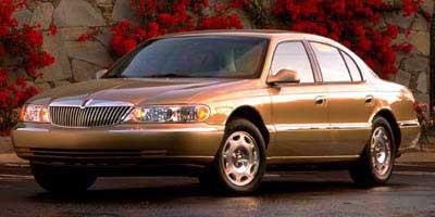 Used 1999 Lincoln Values Nadaguides