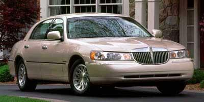 1999 Lincoln Town Car Values Nadaguides
