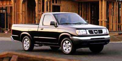 2000 Nissan Frontier 2WD