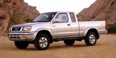 2000 Nissan Frontier 4WD