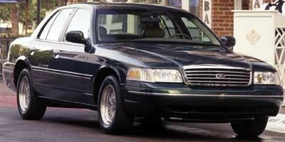 2001 Ford Crown Victoria Police Pkg
