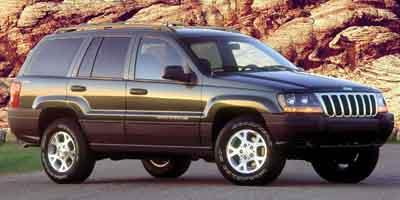2001 jeep grand cherokee value
