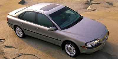 2001 Volvo S80 Values Nadaguides