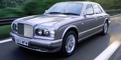 2002 bently arnage