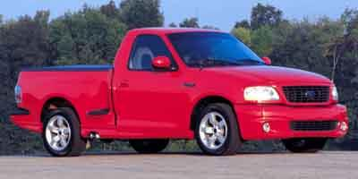 f150 pickup-v8  flareside lightning 2wd