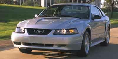 2002 Ford Mustang Values- NADAguides