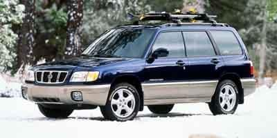 Subaru forester model year changes