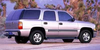 2003 Chevrolet Tahoe Special Service Veh Values- NADAguides