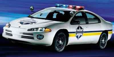 2003 Dodge Intrepid Police