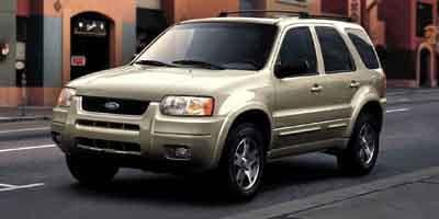 2003 Ford Escape Values